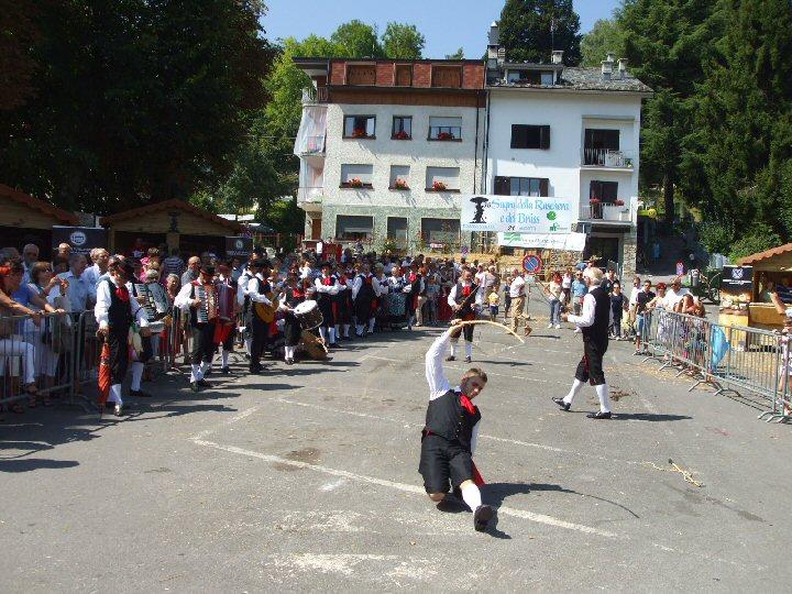 SAGRA RASCHERA 2011 FRABOSA SOPRANA