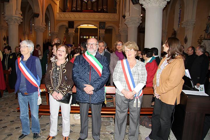 Delegazione Frabosa Sottana a Collobrières 15-16 ottobre 2011