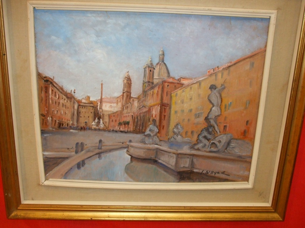 Mostra Edmondo Di Napoli - Frabosa Sottana agosto 2012