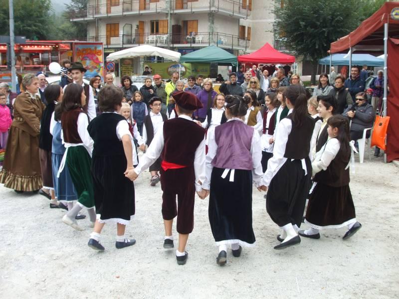 SAGRA DELLA CASTAGNA 2012