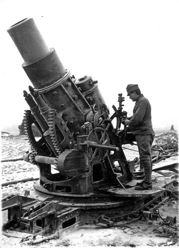 Skoda 305 mm modello 1911