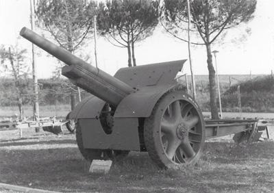 Cannone da 105 mm mod. 12