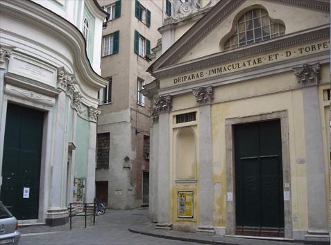 Piazza San Giorgio