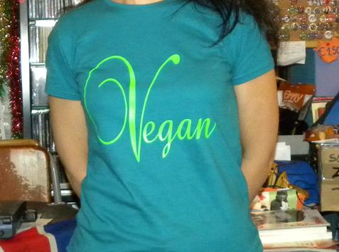 Vegan Fronte