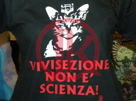 Vivisezione non è scienza