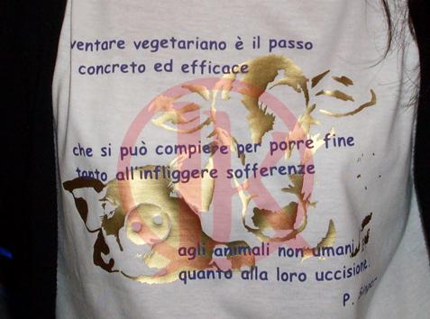 Diventare vegetariano (P. Singer)