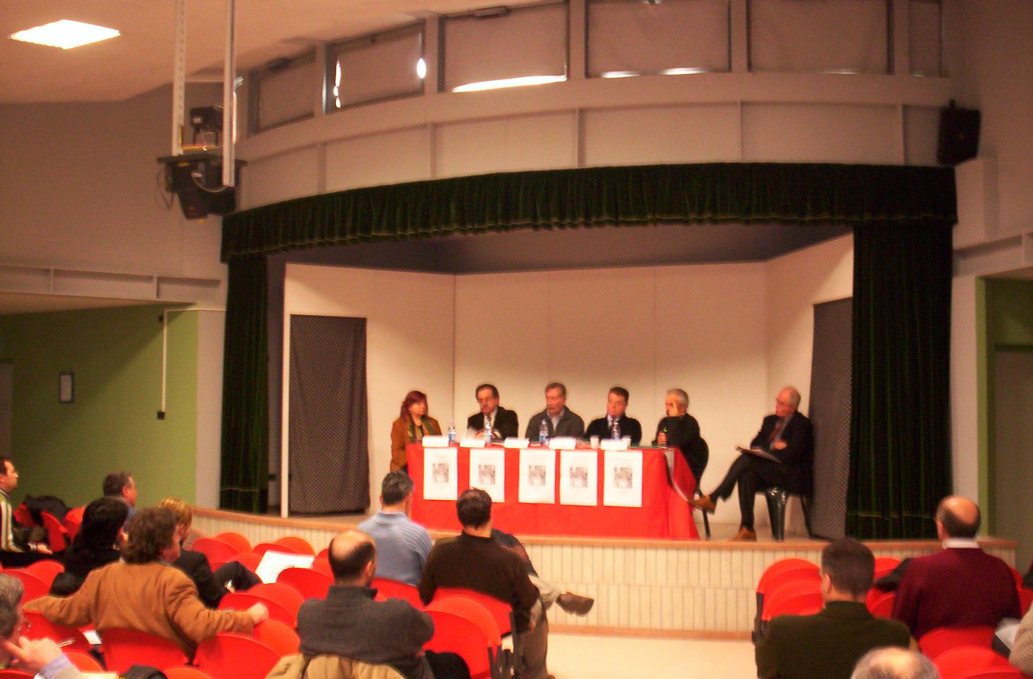 TAVOLA ROTANDA MICOLOGI PARMA 2006