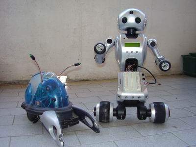 ROBOT AMATORIALI