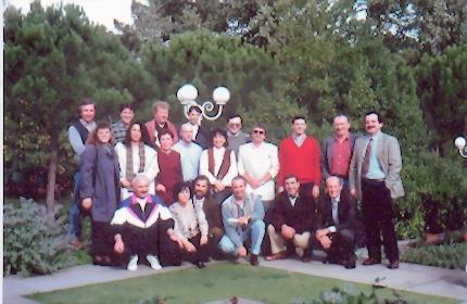 Corso Micologi Emilia-Romagna 1995- 1996