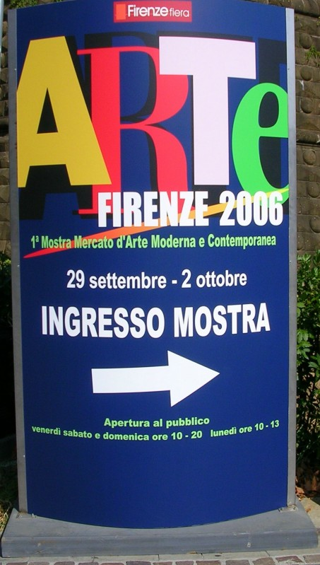 Arte fiera di Firenze