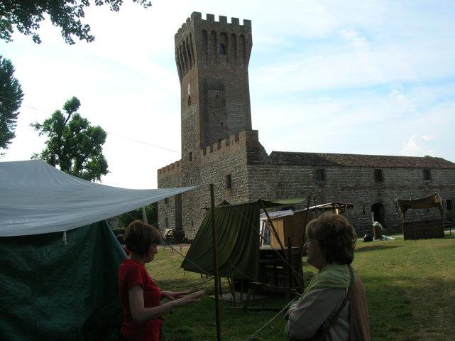 un castello