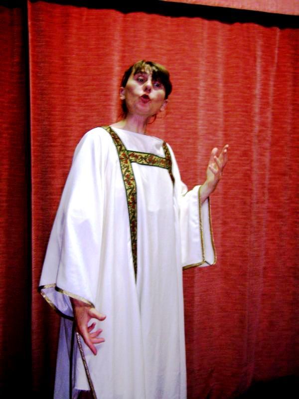 Lucio, il sacerdote romano