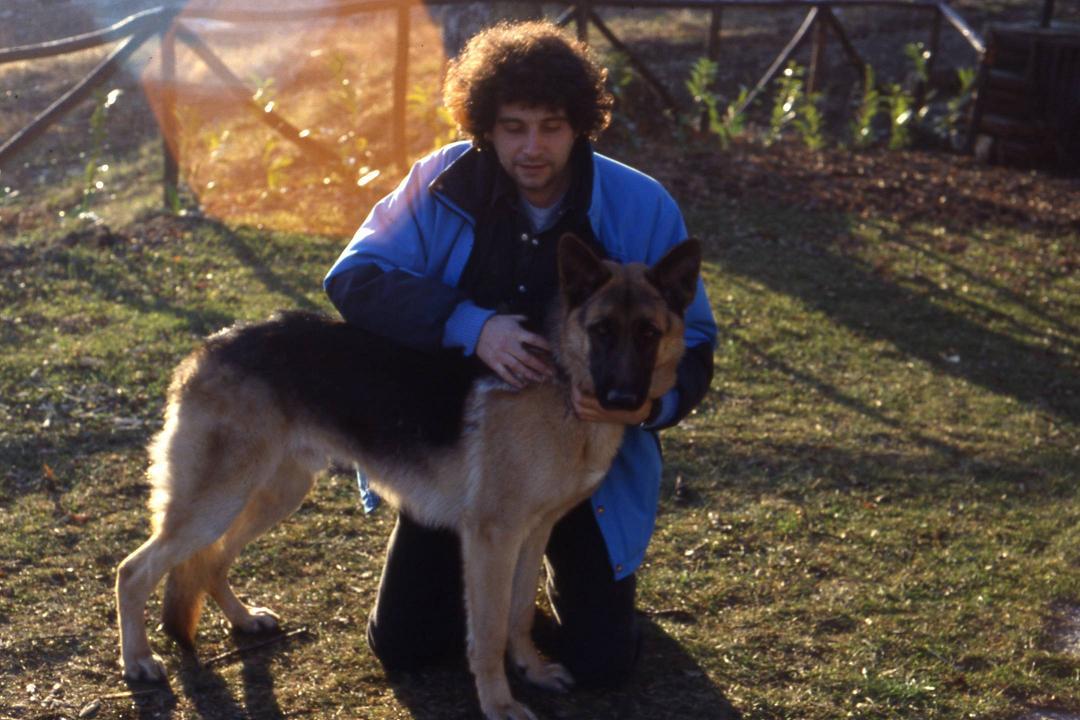 Massimo Lombardi 1986