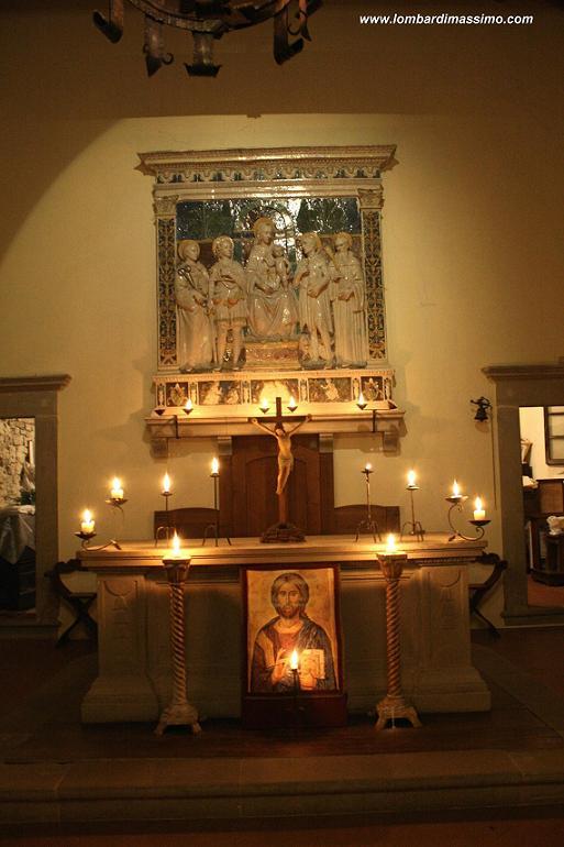 Chiesa di San Michele Arcangelo Badia tedalda