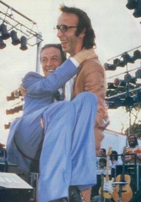 Benigni e Berlinguer