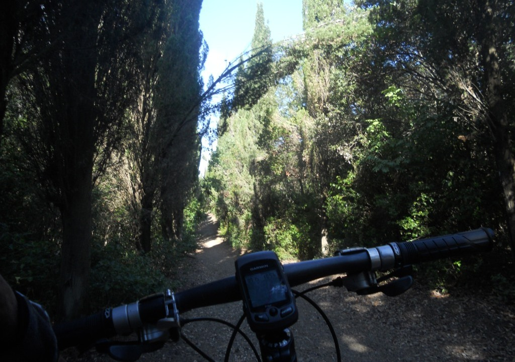 percorso 6 verso fonte al rame