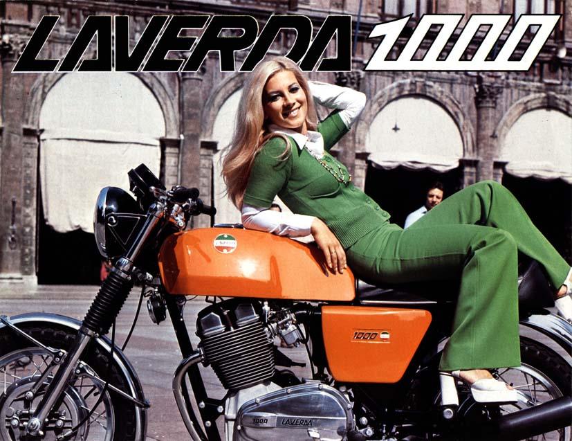 Laverda 1000 anno 1972
