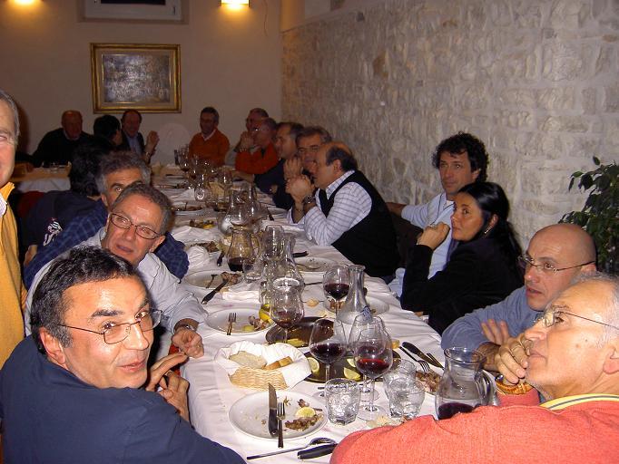Cena Societaria 2007
