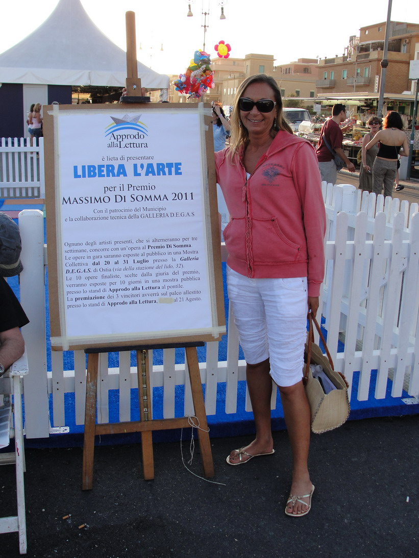 Libera l'arte premio Massimo di Somma 2011