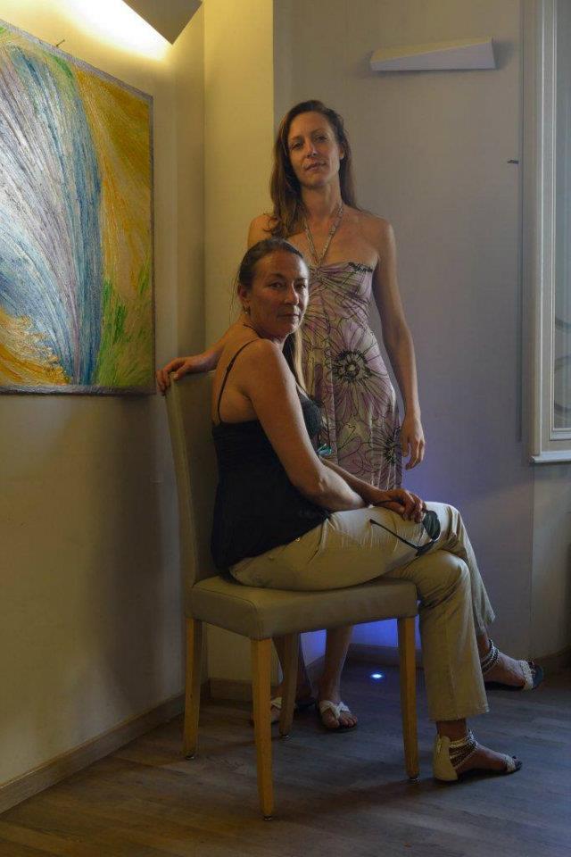 Donne della Rutapuuc - Paola Biadetti e Sara Renzi