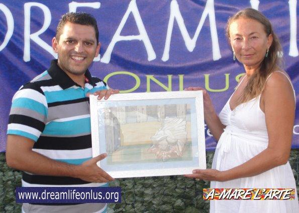 Con il Presidente di Dream Life Onlus