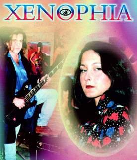 XENOPHIA LIVE!