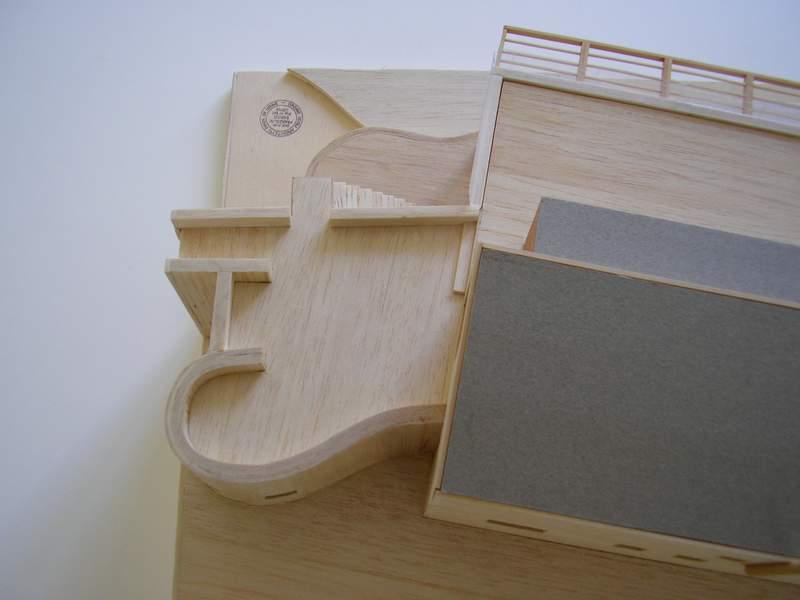 Villa Sistiana - progetto Enrico Franzolini - scala 1:100