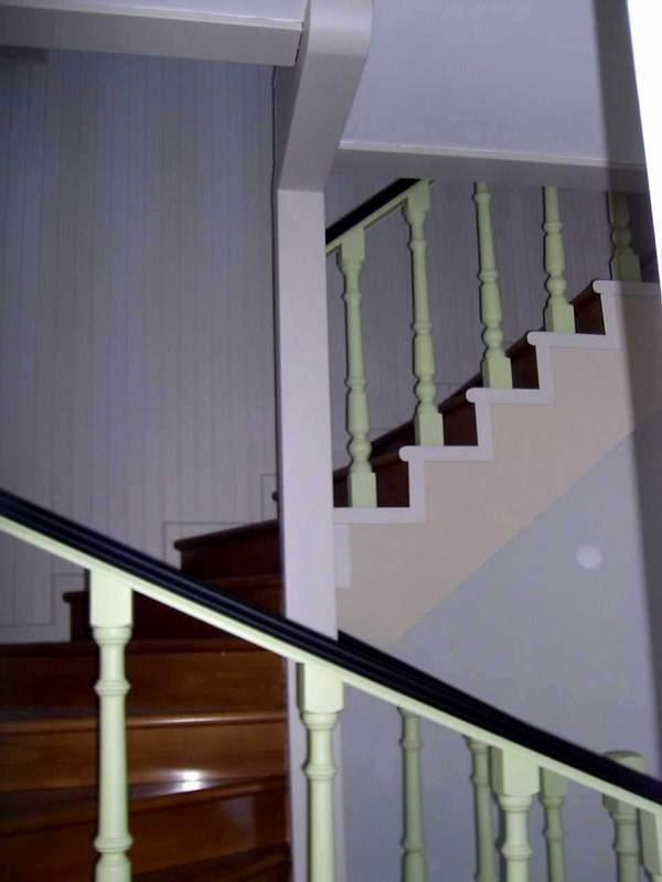 ristrutturazione vano scale