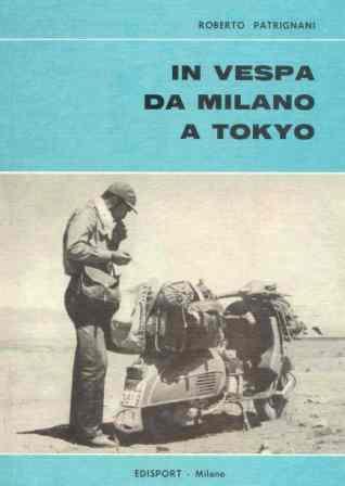 In Vespa da Milano a Tokyo