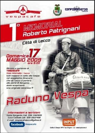 1� Memorial Vespa