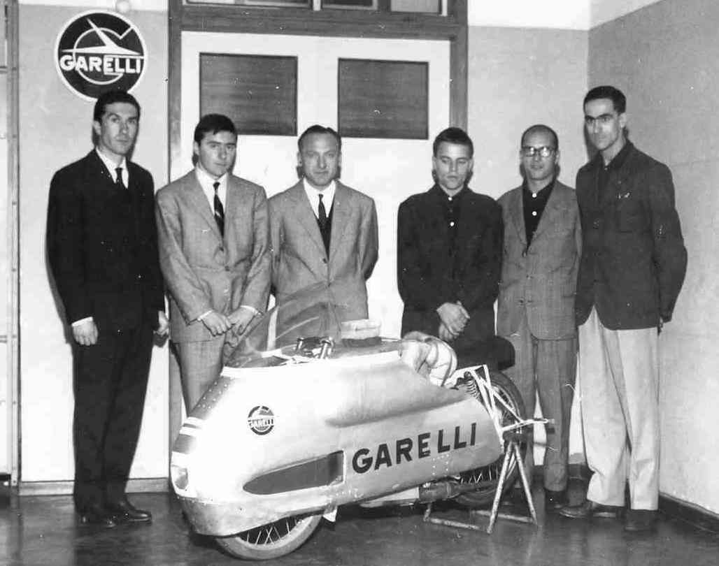 Record Garelli 1963