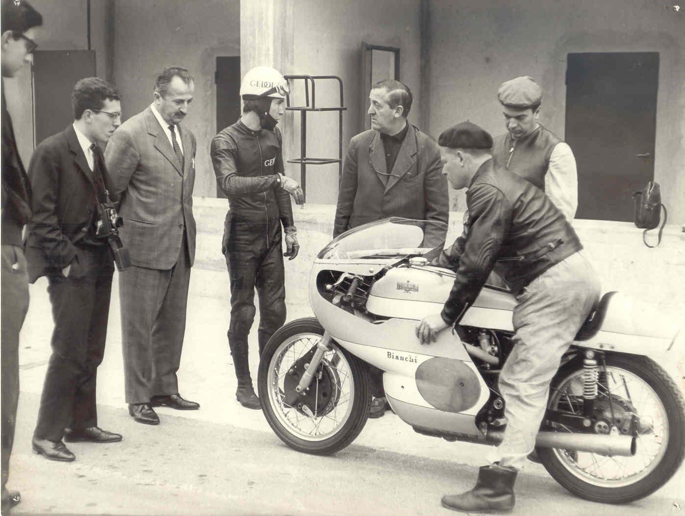 Bianchi moto