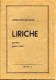 LIRICHE Parolibere Poesie in libert�