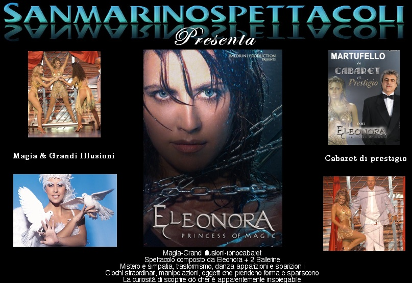 Eleonora the princess of magic