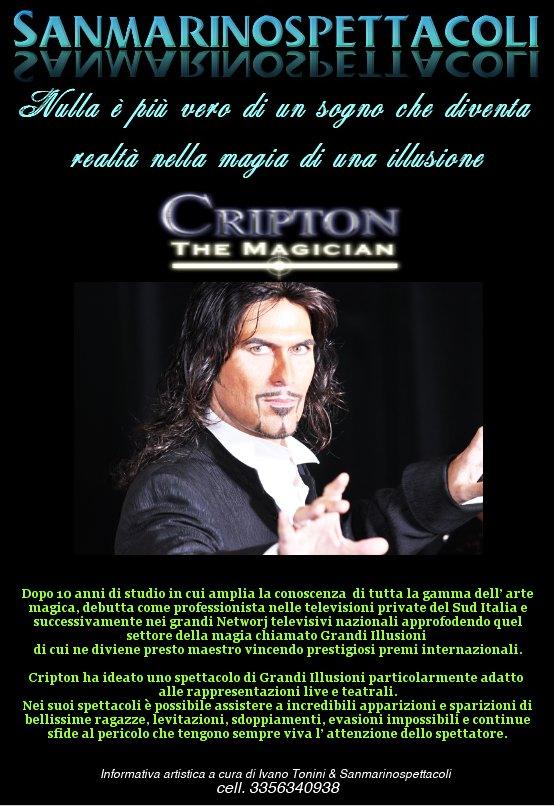Cripton the Magician
