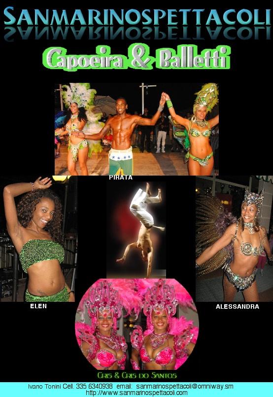 Capoeira & Balletti