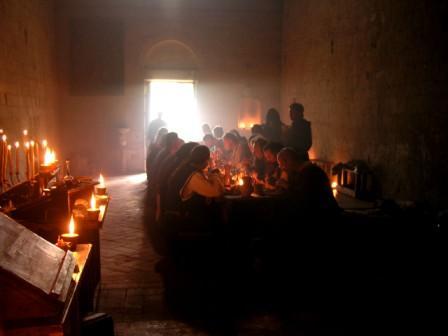 cena in ospitale