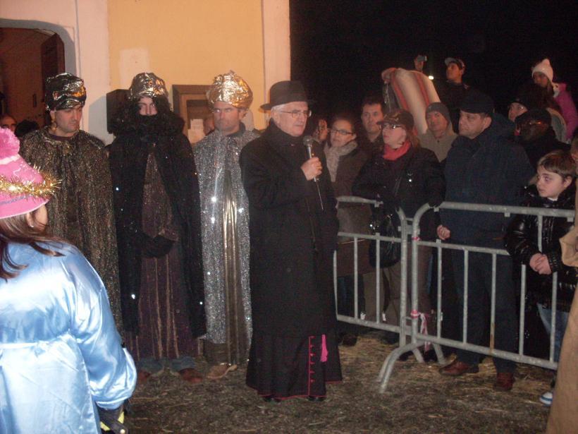 Presepe Vivente a Cesarano - Caiazzo(CE) il 19/12/2010