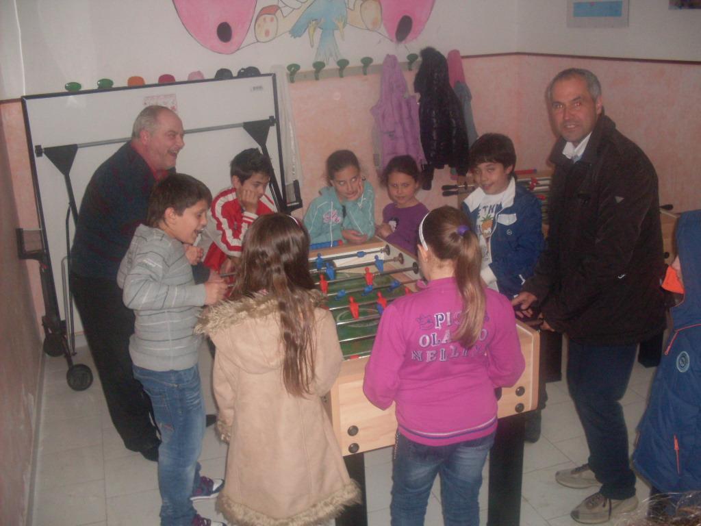 Ritiro dei Bambini della Prima Comunione 2011