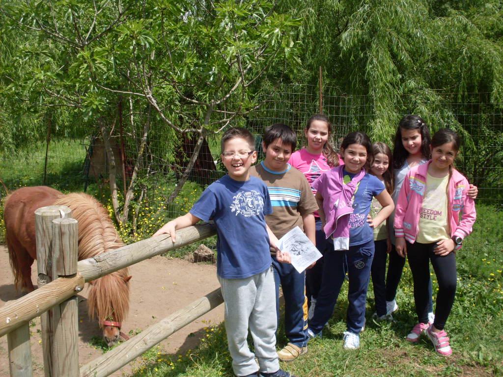 Ritiro dei Bambini 5 maggio 2012