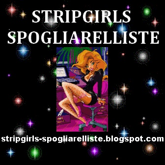 STRIPGIRLS SPOGLIARELLISTE SHOWGIRLS