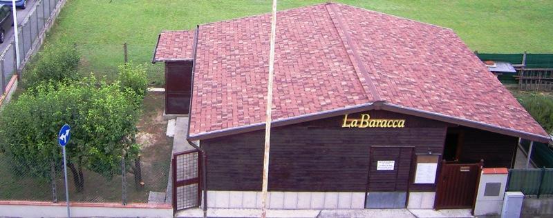 Il teatro La Baracca