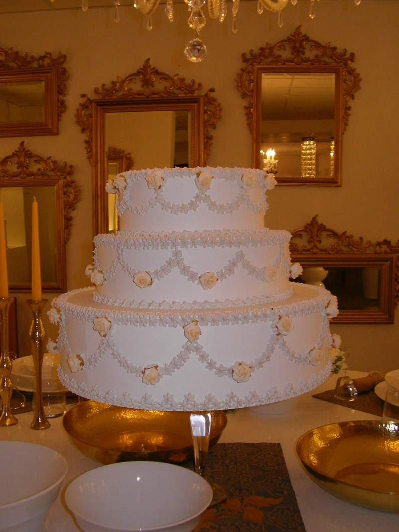 torta tre piani