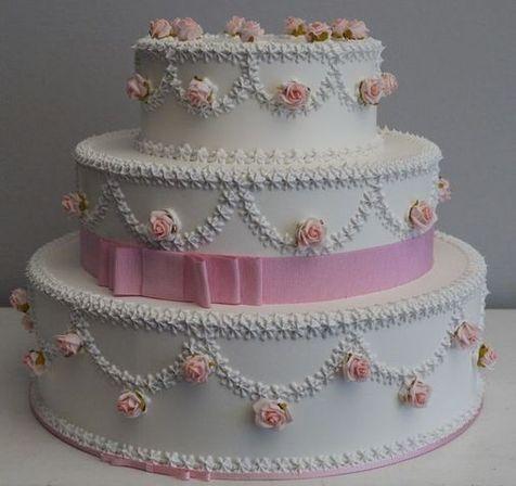 torta matrimoniale 3 piani