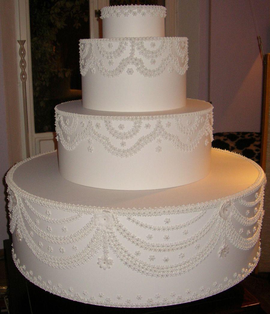 torta matrimoniale gigante smontabile