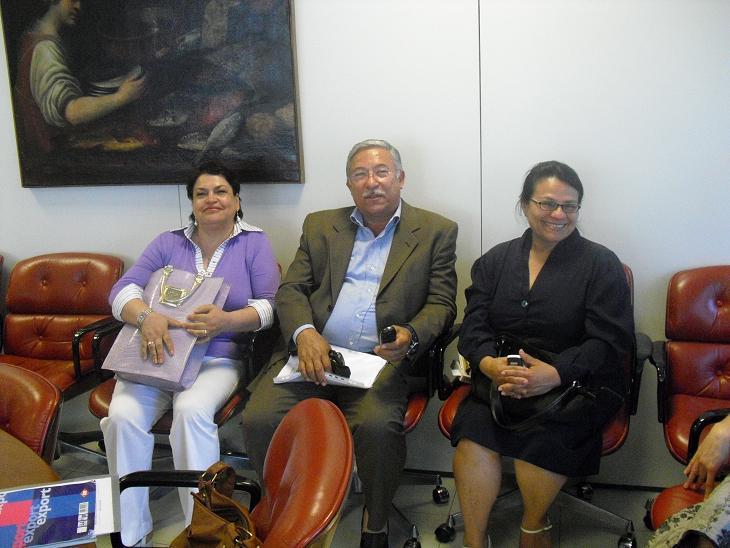 Firma de Carta de Intenciones Acuerdo Interinstitucional