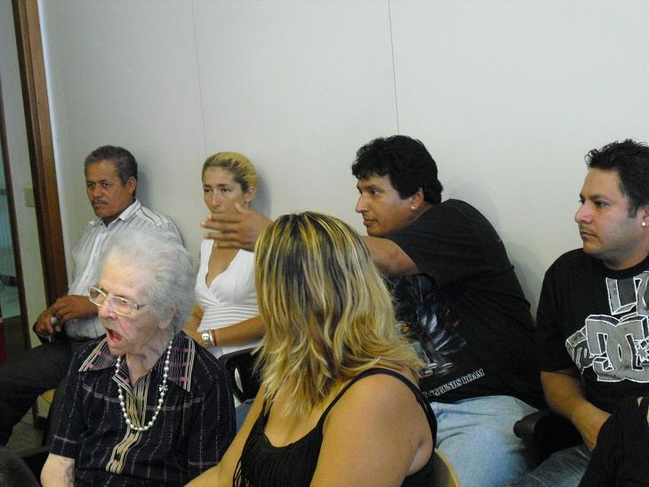 La SENAMI en Savona 2009