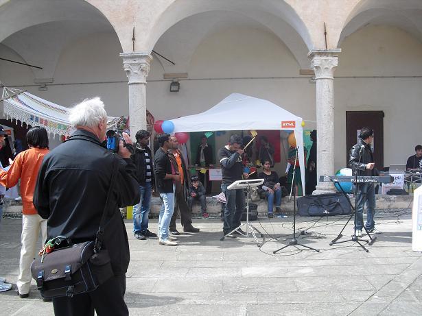FESTA DEI POPOLI 2010 Finalborgo