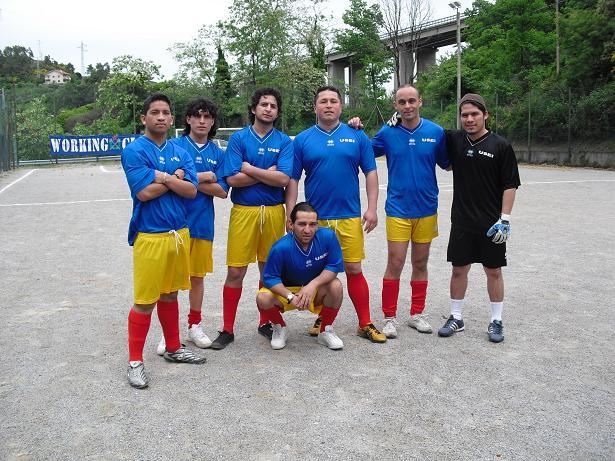 Torneo Antirazzista 2010